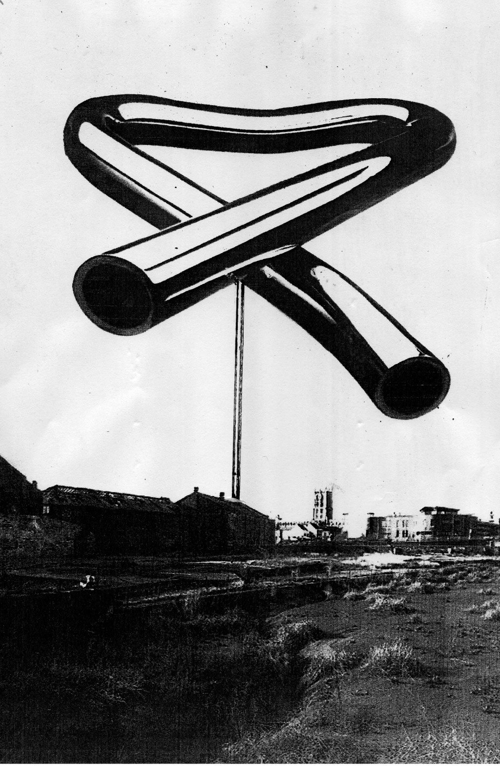A Tubular Bell for Hull, from A Better Britain, 2010.